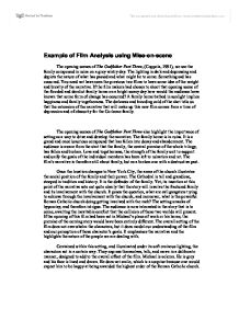 Movie Analysis Essay Example Sample Paper Reviews Paper Reviews