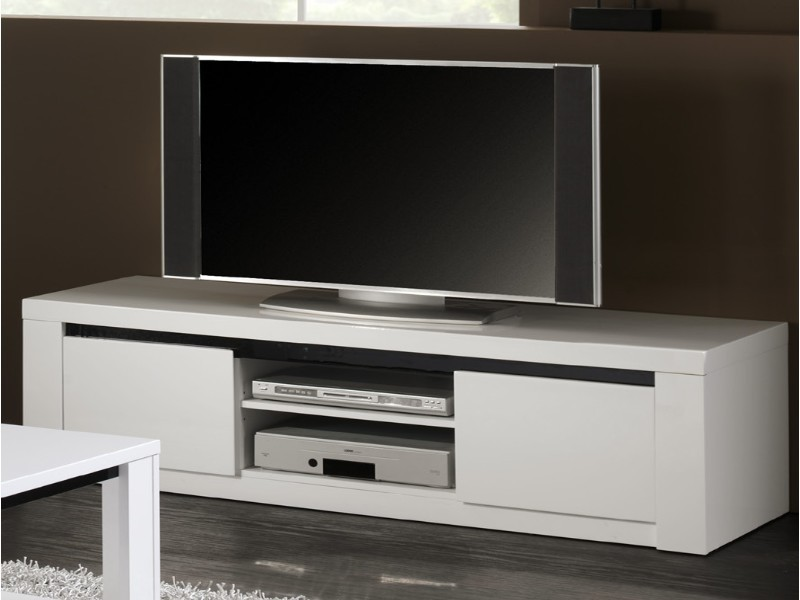 banc tv blanc laqu ikea amazing best shelf unit with. Black Bedroom Furniture Sets. Home Design Ideas