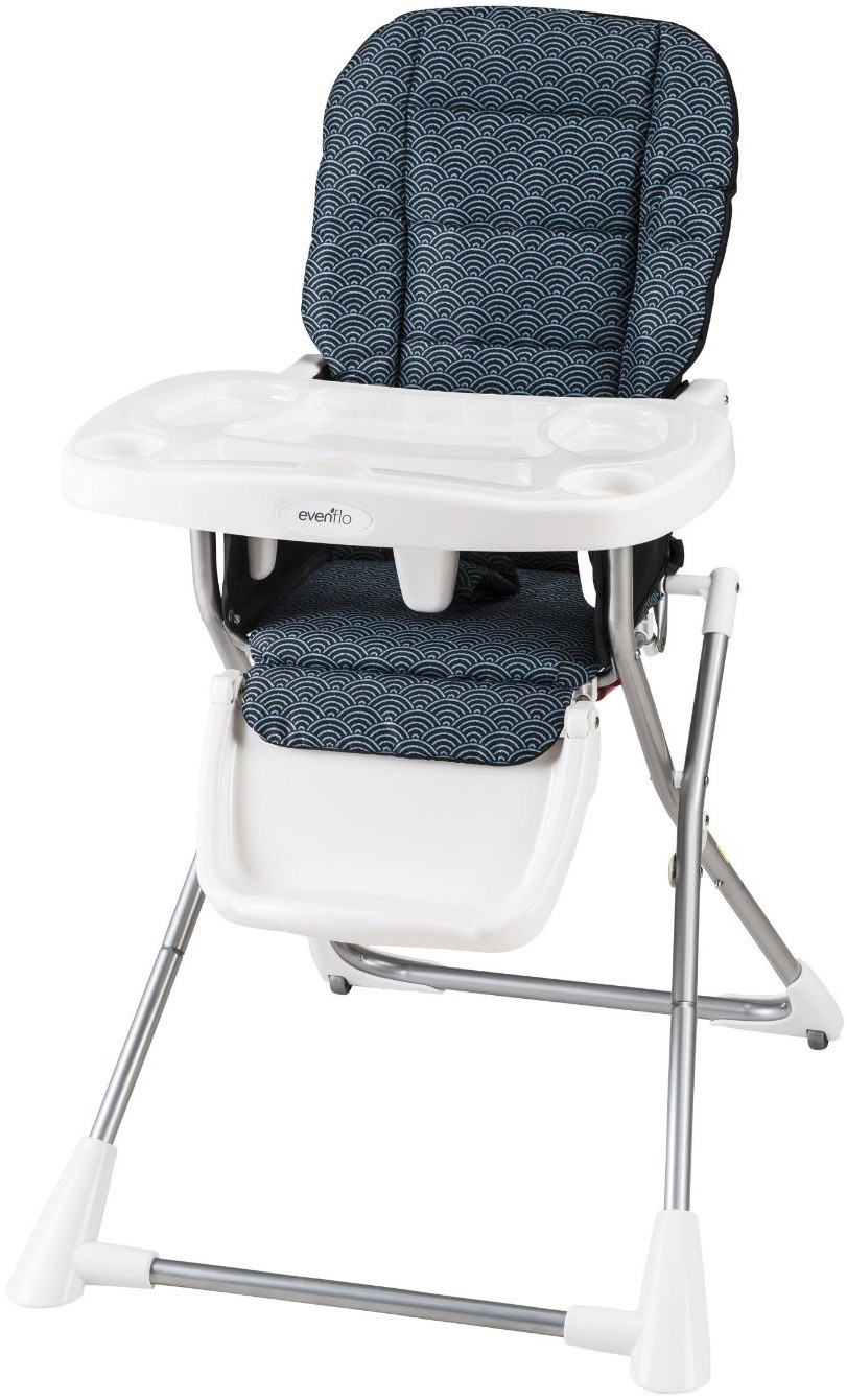 evenflo modern 200 high chair bedroom with ottoman koi