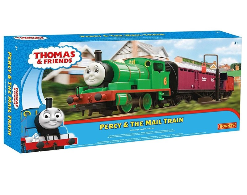 Graceful Az R9284 Thomas Friends Percy Friends Percy Takes Plunge