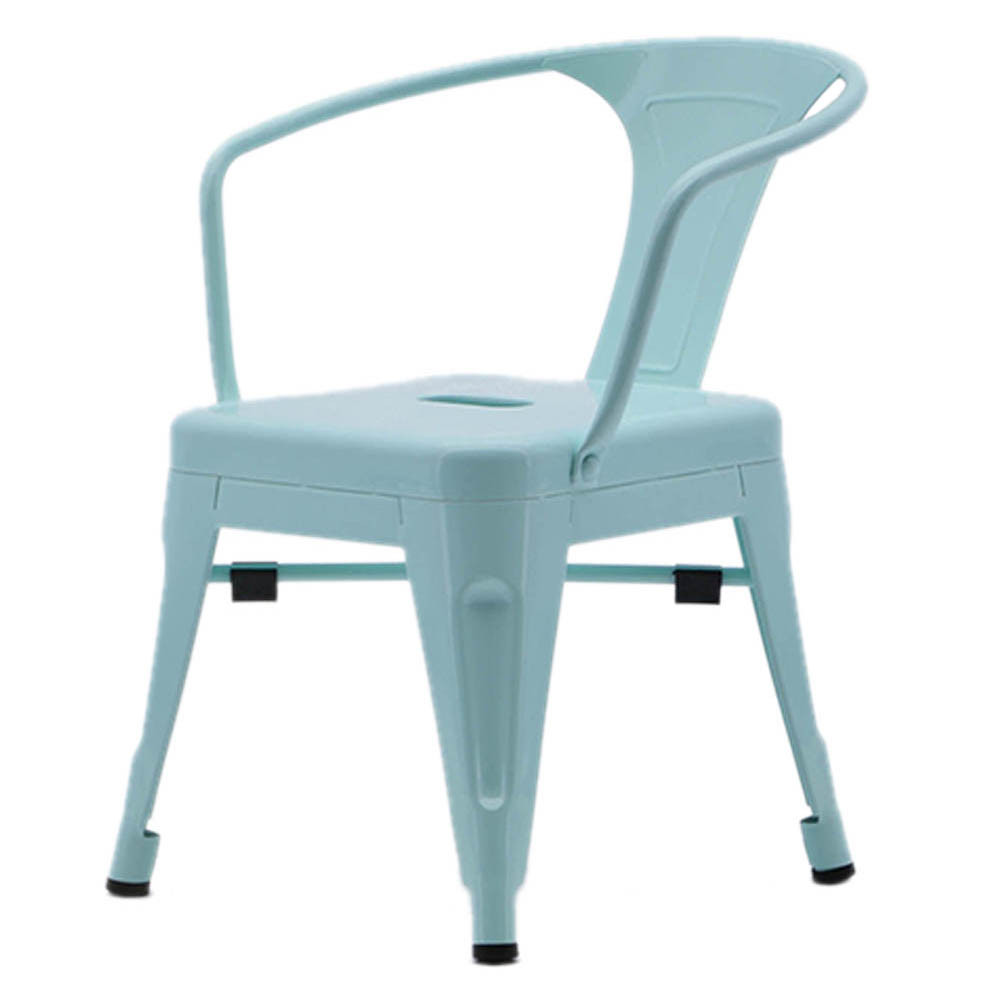 Plastic Kids Chairs Ebarza Kids Chair Plastic Baby Blue