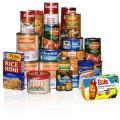 Non perishable food items donate to mother hubbard s cupboard mother