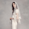 9 Different Types Of Veils For Every Kind Of Bride Mywedding - Wedding Veil, 3 Meter White Ivory Cathedral Wedding Veils Long Lace Edge Bridal Veil With Comb Wedding Accessories Bride Veu Wedding Veil Bridal Veil With Comb Cathedral Wedding Veilwedding Veil Aliexpress