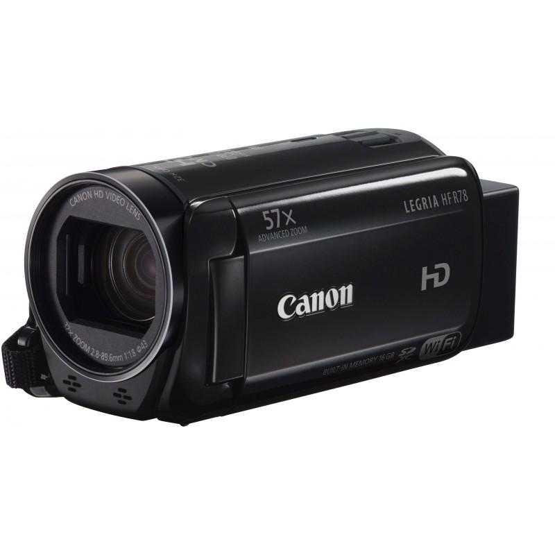 Canon Legria HF R78 - Videokaamerad - Nordic Digital