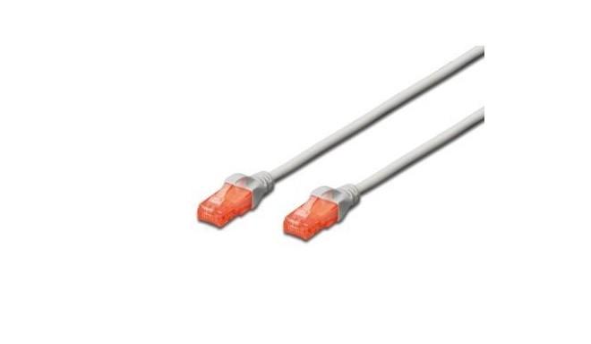 DIGITUS Premium CAT 6 UTP patch cable, Length 3,0m, Color