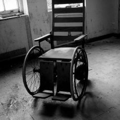 Wheelchair Names Rocking Chair Dimensions Wooden - Photo Of The Abandoned Clairvaux Tuberculosis Hospital