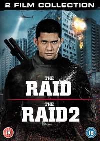 The Raid/The Raid 2 (DVD) - Movies & TV Online | Raru