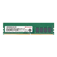 Transcend 8GB DDR4 2666MHz Desktop UDIMM 1rx8 1gx8 CL19 1.2v Memory Module | Raru