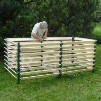 rgshop | Garten, Komposter - Komposter 2500 Liter