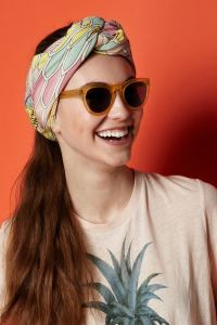Cute Head Scarves For Chic Dos Spring 2013
