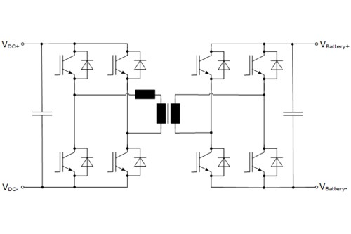 small resolution of fig 4 dc dc converter with galvanic isolation dual active bridge