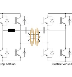 5 basic circuit diagram of power transmission with wireless charging [ 1214 x 809 Pixel ]