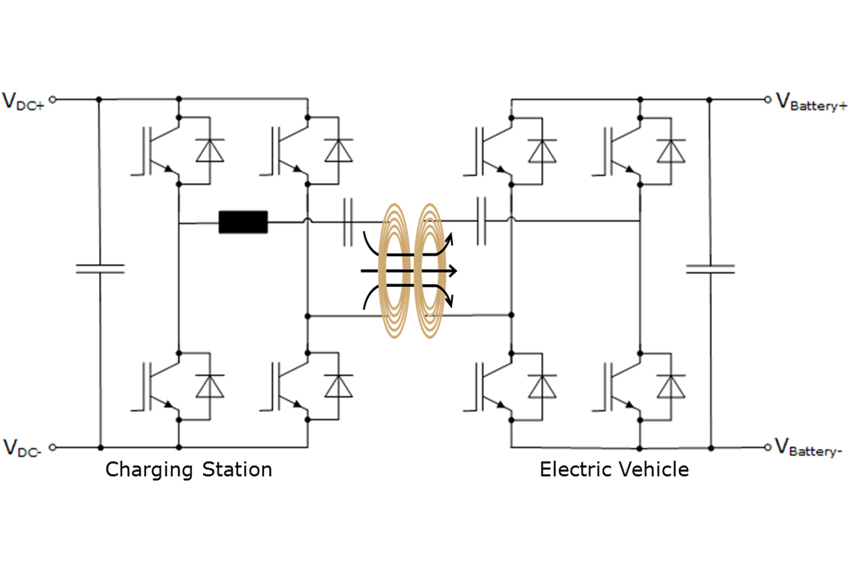 hight resolution of 5 basic circuit diagram of power transmission with wireless charging