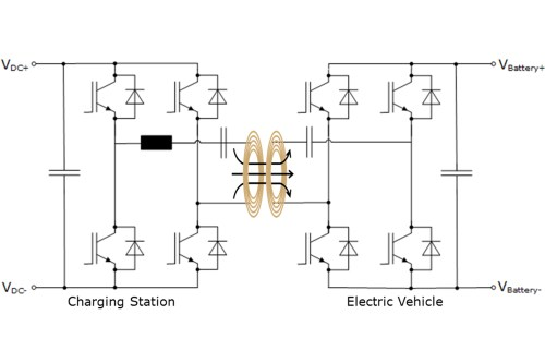 small resolution of 5 basic circuit diagram of power transmission with wireless charging