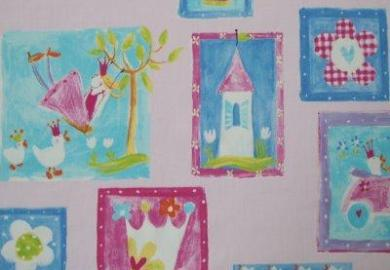 Nursery Childrens Curtains Hippins For Baby Gifts