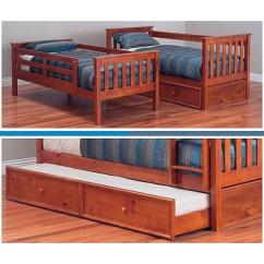 Queen Size Sofa Beds Nz Compact Sofas For Small Rooms Bunk Bed King Single Pine In Teak Stain Goingbunks.biz