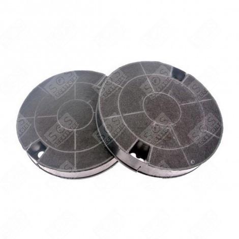 lot de 2 filtres charbon type 29 chf029