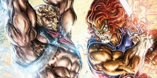 Image result for he man vs lion o