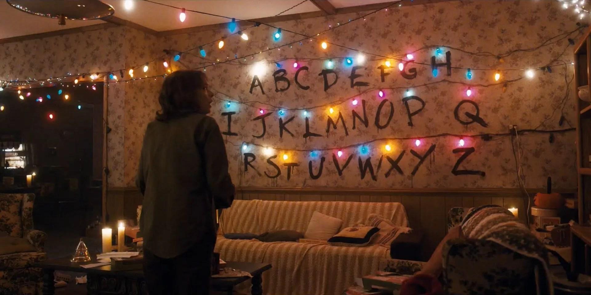 T Letter Wallpaper 3d Stranger Things Producer Developing Cw Horror Screenrant
