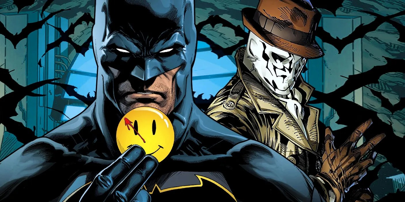Rorschach Watchmen Wallpaper Hd Watchmen S Stars Just Joined The Dc Comics Universe