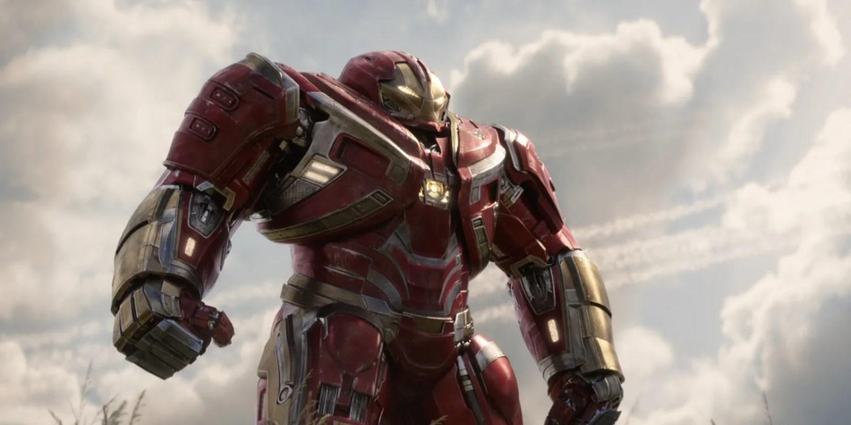 Avengers Endgame International Poster Reveals Hulkbuster Armor