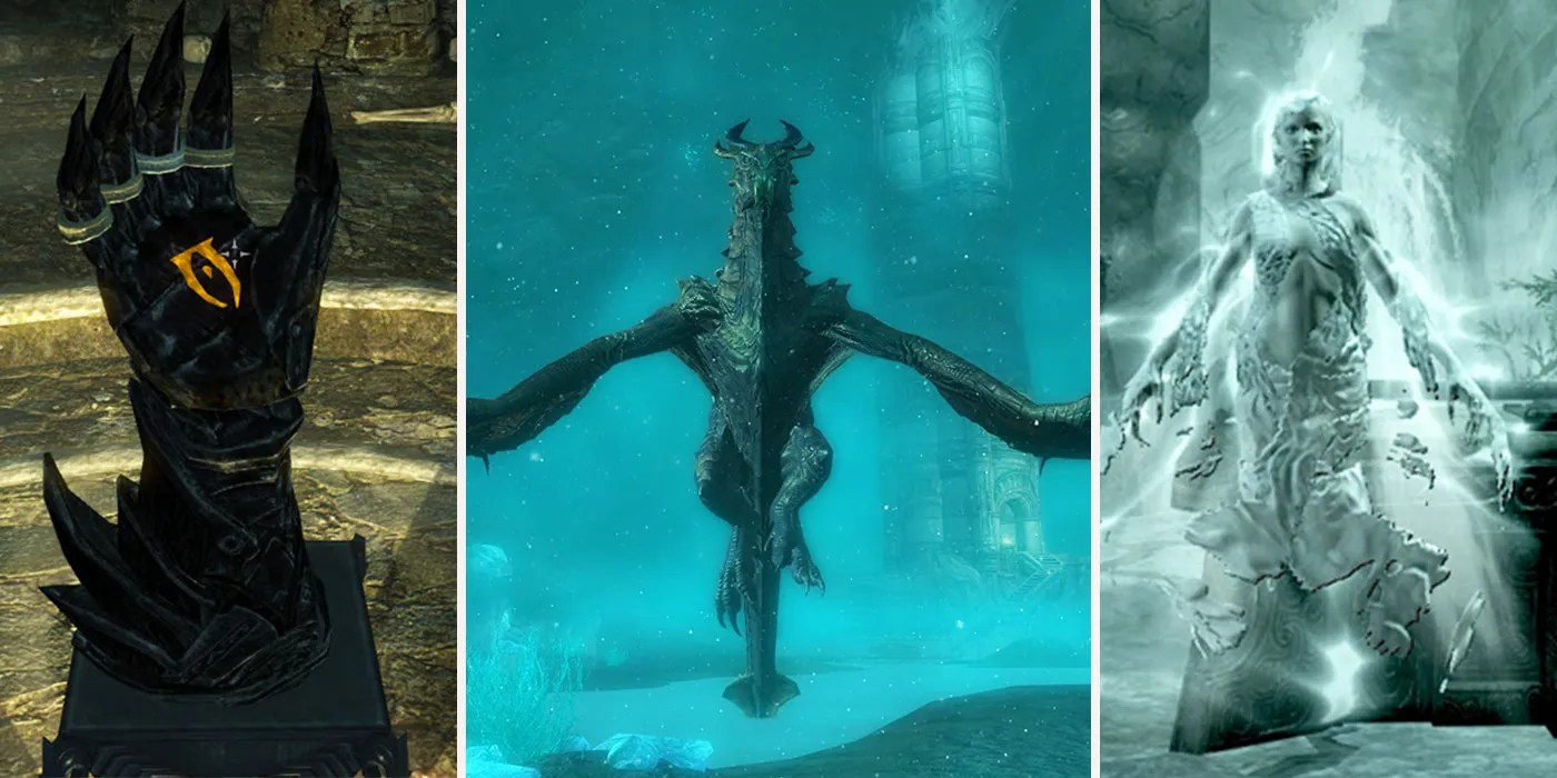 skyrim 20 hidden quests
