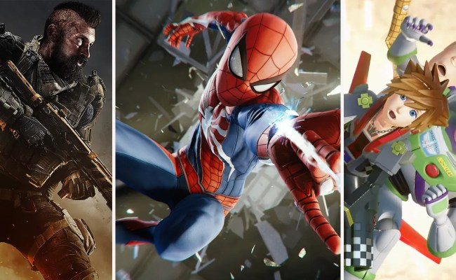 15 Video Games Coming Out This Year And 10 Coming In 2019