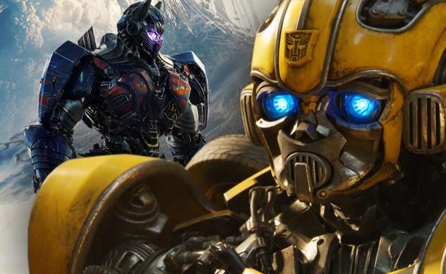 Bumblebee Movie Explains Transformers 5 Plot Hole Screen