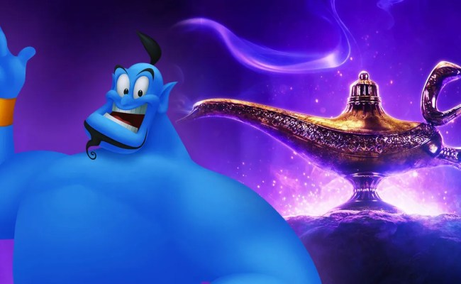 What Time Does The Aladdin Movie Trailer Release Online