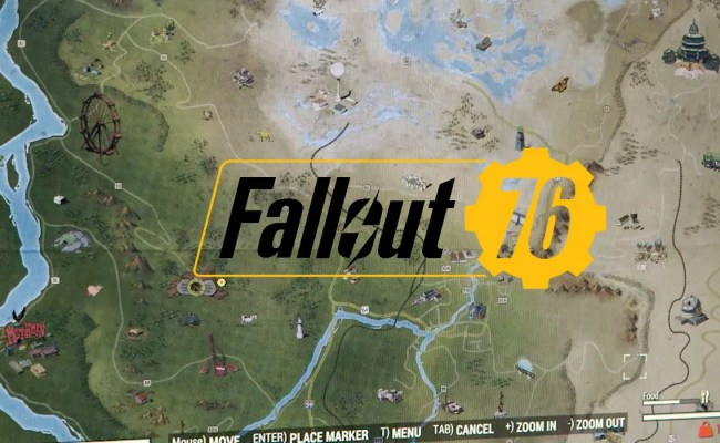 Fallout 76 Day One Patch Is Bigger Than The Game Screen Rant