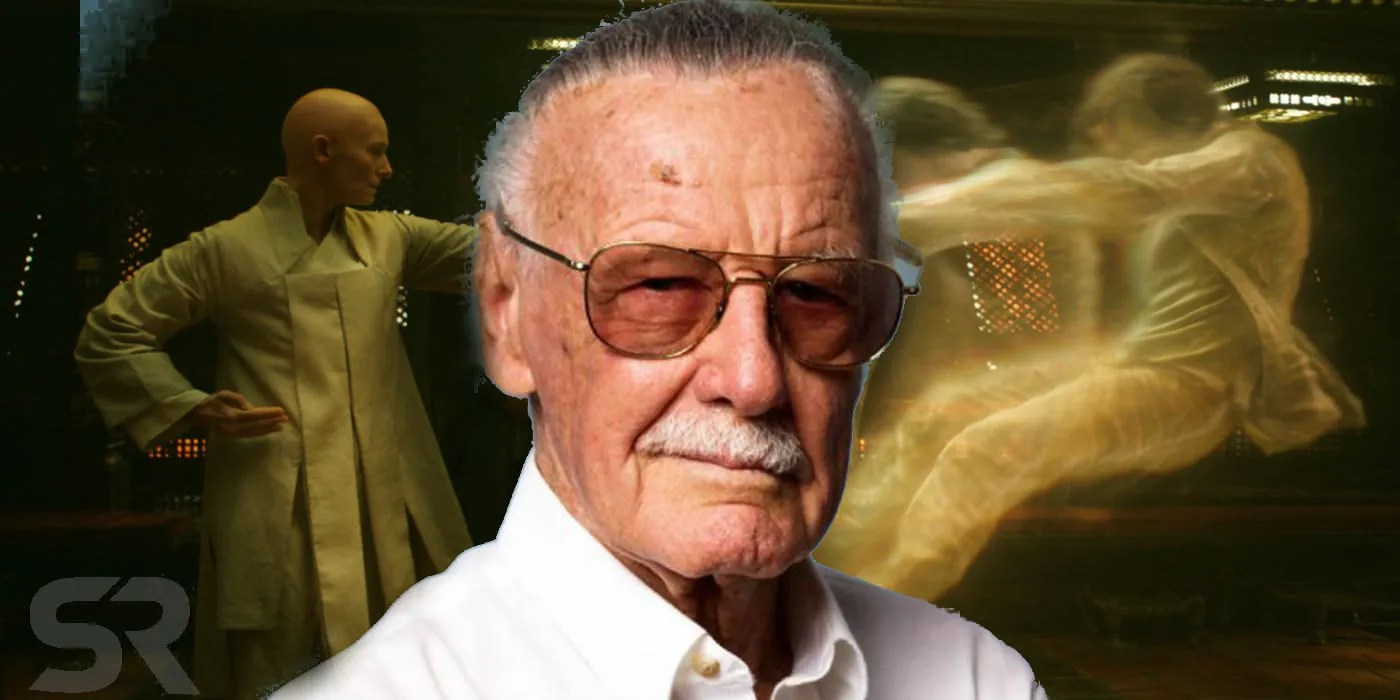 Stan Lee's 1980s Doctor Strange Movie Script: Read A Page Now