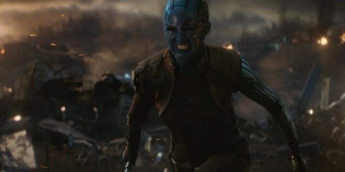 Avengers-Endgame-Nebula-on-Titan Vingadores: Ultimato | Confira as revelações do novo trailer da Marvel