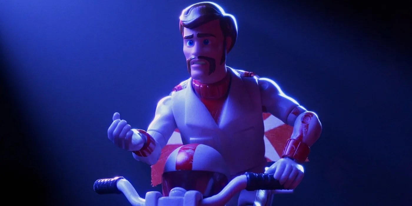Wallpaper Woody Car Keanu Reeves Toy Story 4 Character Explained Screen Rant