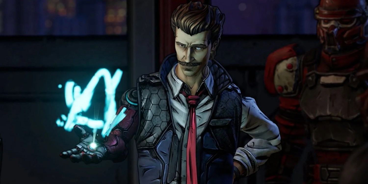 Borderlands 3 Won T Have Troy Baker Back No One Seems To Know Why