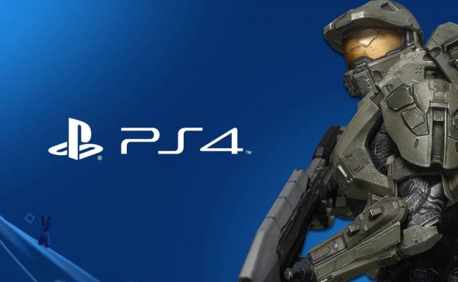 Rumor Xbox Wanted To Bring Halo The Master Chief