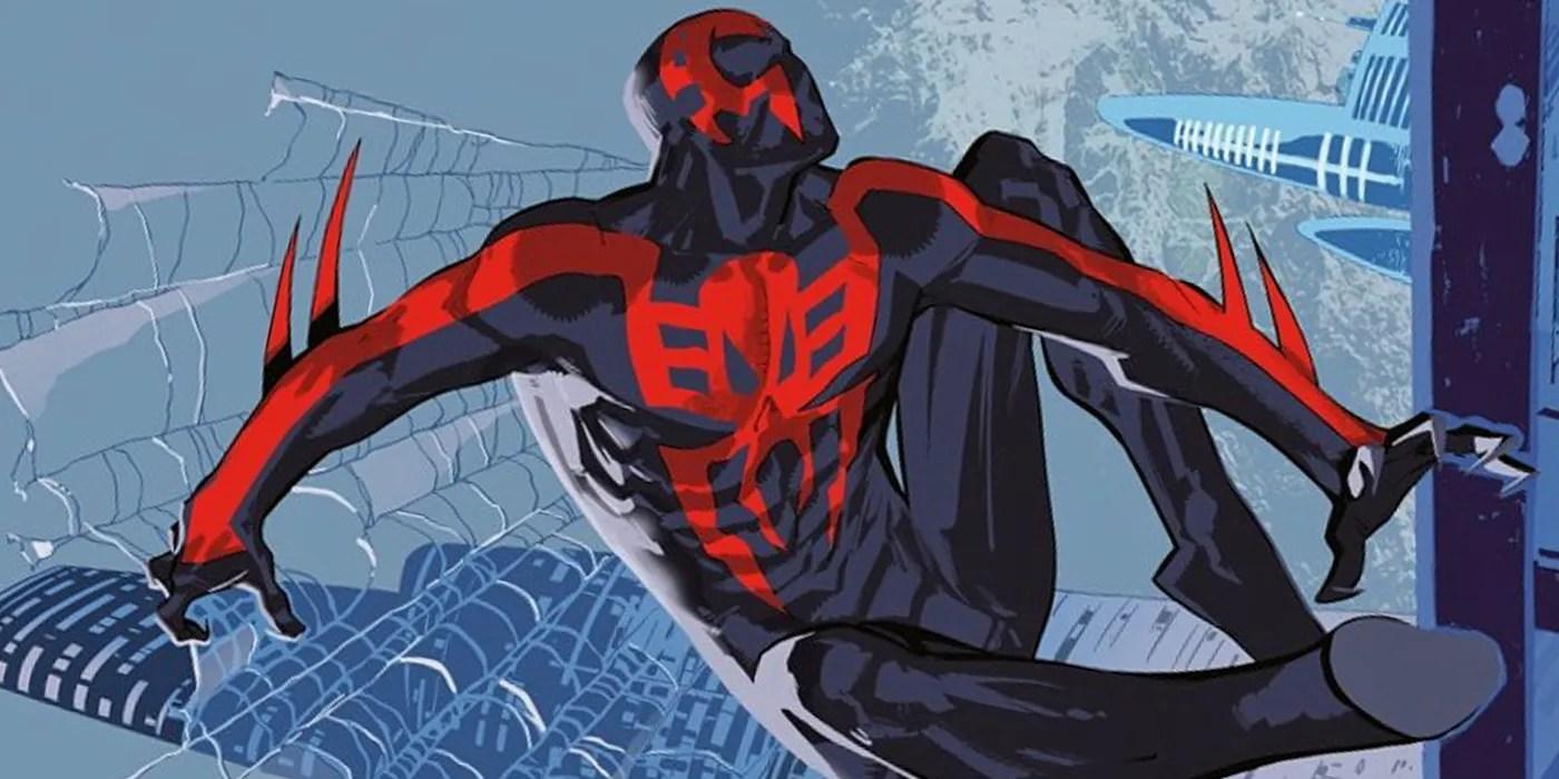 Resultado de imagen para spider man 2099
