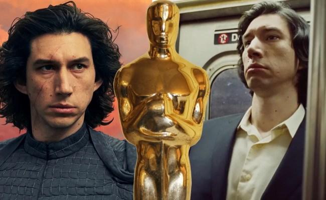 Oscars 2020 Is Adam Driver S Best Shot At An Oscar Win Yet