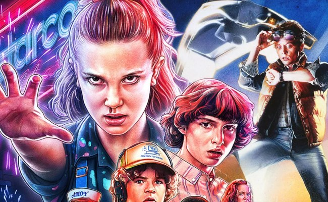 How Stranger Things Season 4 Can Include Time Travel