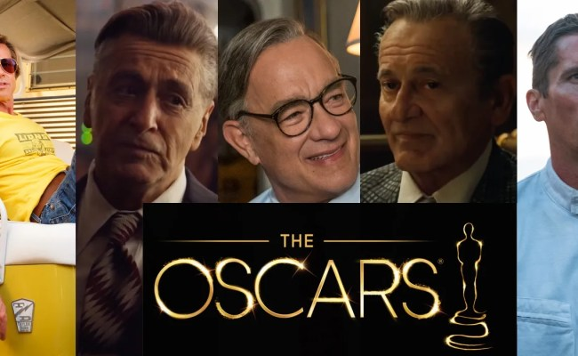 Oscars 2020 Best Supporting Actor Predictions Odds
