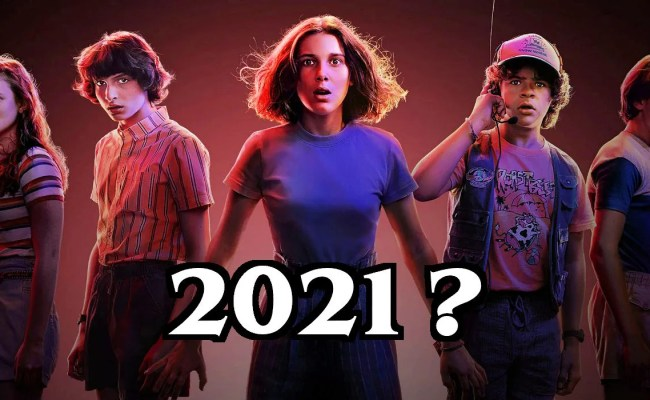 Stranger Things Season 4 Release Date May Be Later Than