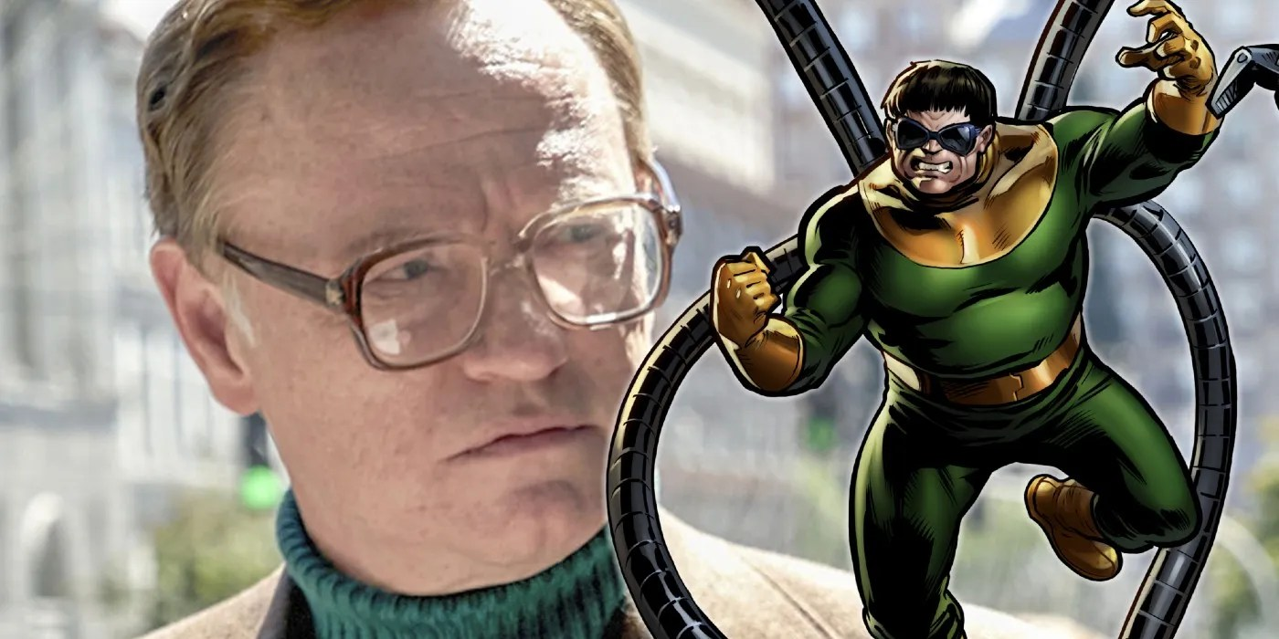 Morbius Movie Jared Harris Is Not Playing Doctor Octopus