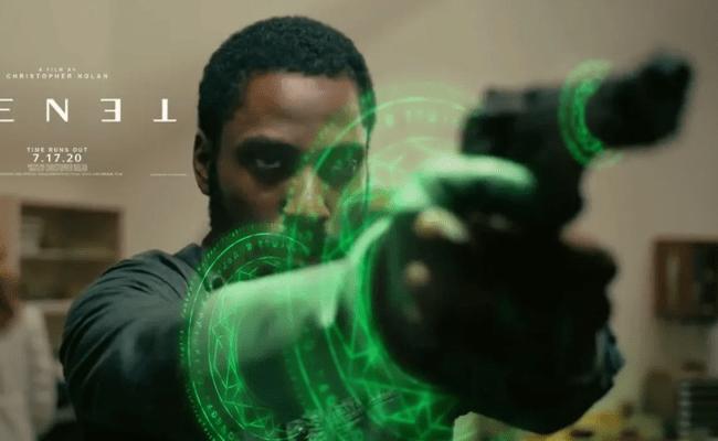 Tenet Is Nolan S Doctor Strange In Time Bending Fan Art