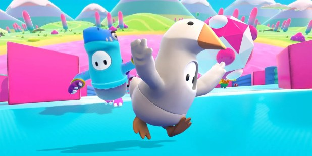 Fall Guys Gets MASSIVE Untitled Goose Game Crossover