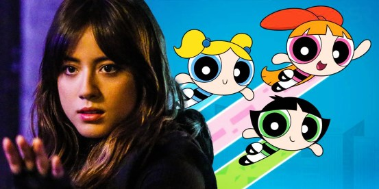 The Powerpuff Girls Set Photos reveals the first look at the Live-Action Reboot