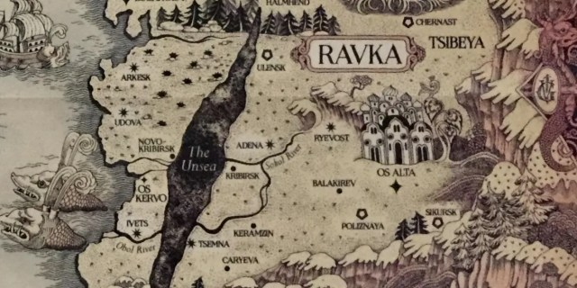 Shadow & Bone's Map Explained: All Locations & Cultures