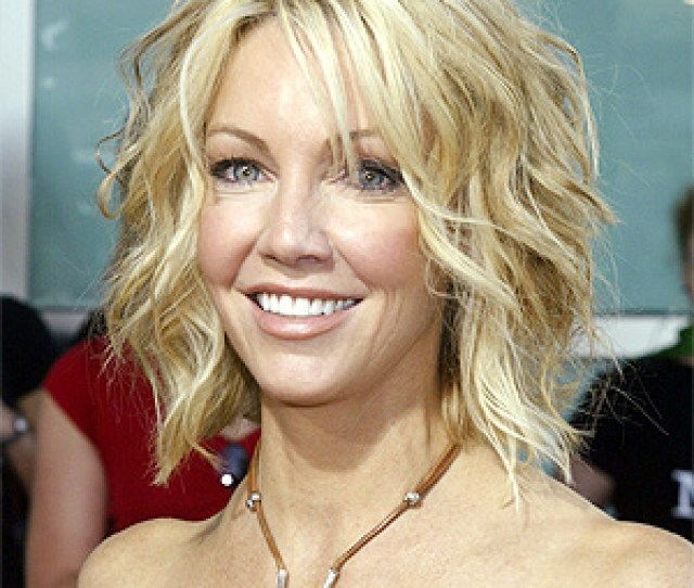 Arrested Heather Locklear Has Been Arrested On Suspicion Of Driving Under The Influence