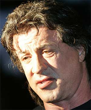 Stallone received death threats over Rambo | Stuff.co.nz