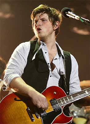 Gig Review Kings Of Leon  Entertainment Stuffconz