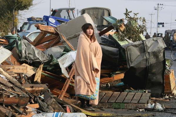 Japan earthquake, tsunami devastation