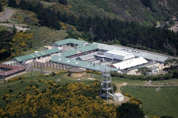 Miramar prison likely to shut down  Stuffconz